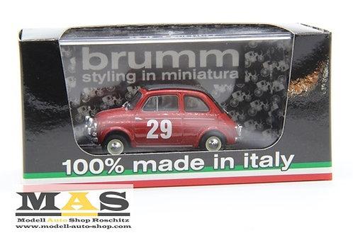 Steyr Puch 650TR  Rallye Monte Carlo 1965 Brumm 1/43