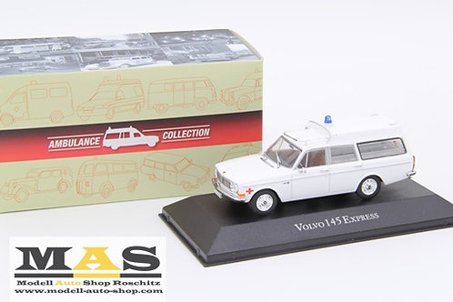 Volvo 145 Express Ambulance Series Atlas 1/43