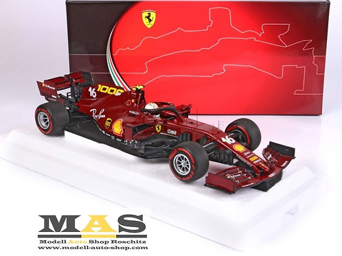 Ferrari SF1000 C. Leclerc Toskana GP 1000th Ferrari GP BBR 1/18