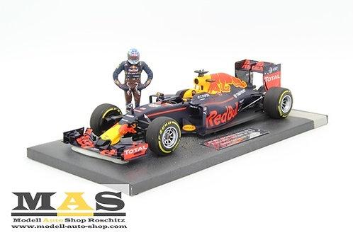 Red Bull RB12 D. Ricciardo Austria GP 2016 Minichamps 1/18