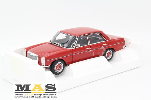 Mercedes Benz 200/8 W115 2nd series 1973 red Norev 1/18