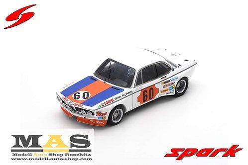 BMW CSL 1000km Spa 1973 N. Lauda H.J. Stuck Spark 1/43