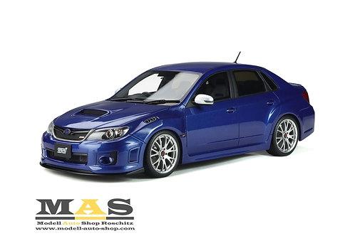 Subaru Impreza WRX STI S206 Otto Mobile 1/18