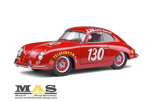 Porsche 356 Pre-A Coupe 1953 No. 130 James Dean Tribute rot Solido 1/18