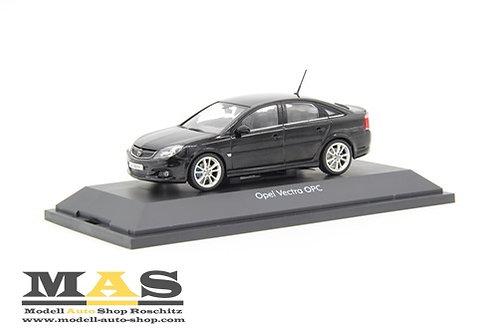 Opel Vectra OPC schwarz 1/43