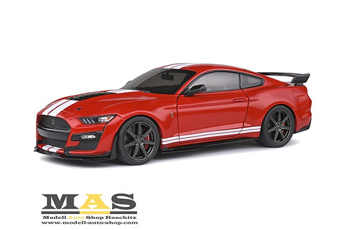Ford Mustang Shelby GT500 Fast Track rot 2020 Solido 1/18