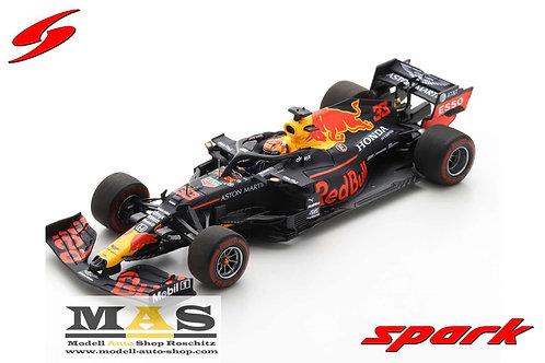 Red Bull RB16 M. Verstappen Styrian GP 2020 Spark 1/43