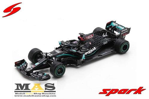 Mercedes AMG W11 L. Hamilton Turkey GP 2020 World Champion Spark 1/43