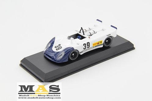 Porsche 908/2 Flunder Spider #39 N. Lauda Norisring 1970 Best 1/43