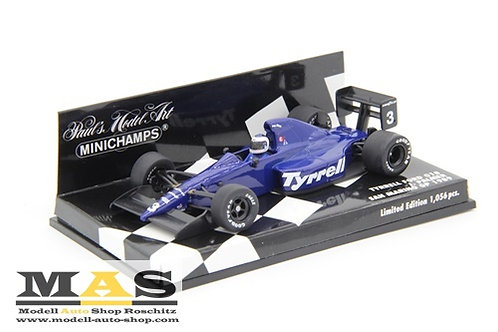 Tyrrell Ford 018 J. Palmer San Marino GP 1989