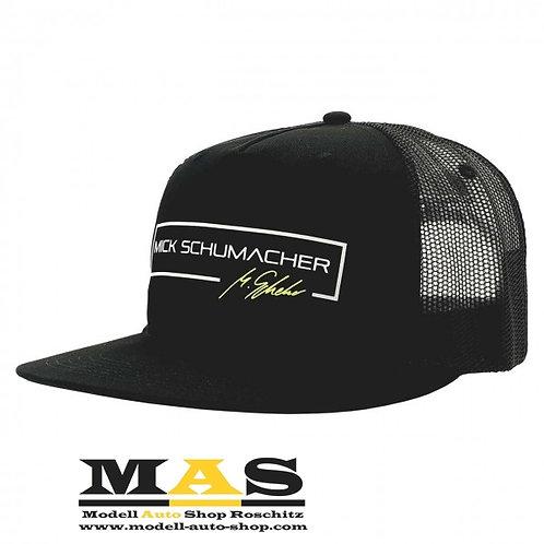 Mick Schumacher Flat Cap Series 1 schwarz Kappe