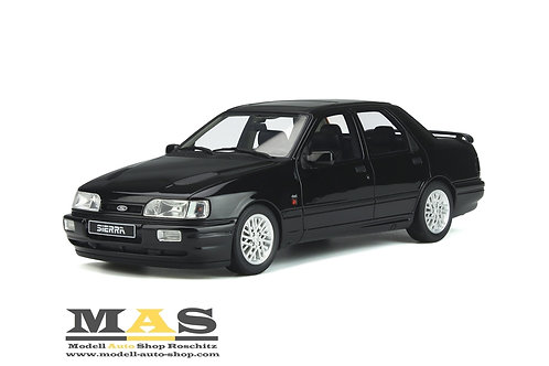 Ford Sierra Cosworth 4x4 1992 schwarz Otto Mobile 1/18