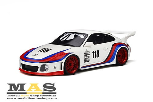 Porsche Old & New Body Kit GT Spirit 1/18