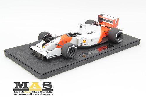 McLaren Honda MP4/7 G. Berger 1992 GP Replicas 1/18