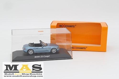 BMW Z3 Coupe Minichmaps 1/43