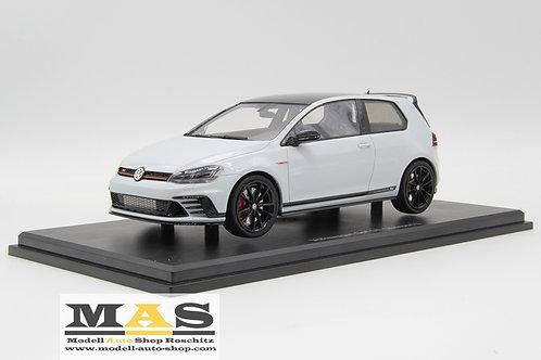 Volkswagen VW Golf 7 GTI Clubsport S weiß 2014 DNACollectibles 1/18
