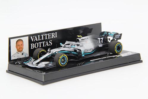 Mercedes AMG F1 W10 V. Bottas 2019 Minichamps 1/43