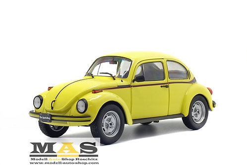 VW Volkswagen Beetle 1303 Sport 1974 yellow Solido 1/18