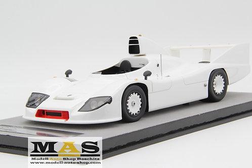 Porsche 936 N 0 press version 1977 bianco Tecnomodel 1/18