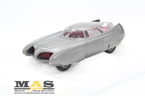 Alfa Romeo B.A.T 5 1953 grau Matrix 1/18