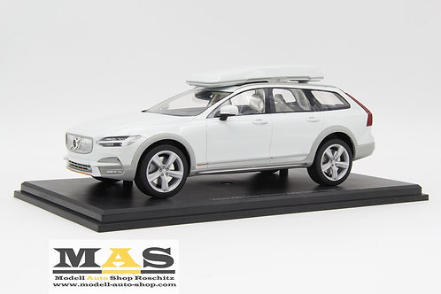 Volvo V90 Cross Country weiss DNA Collectibles 1/18