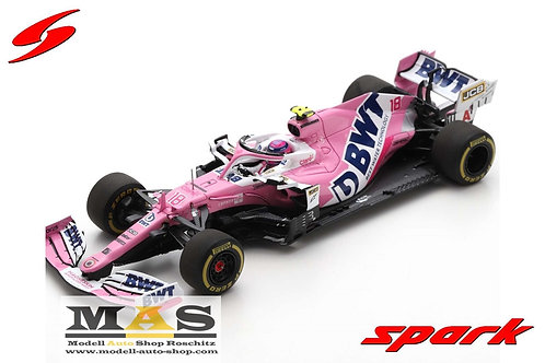 BWT Racing Point RP20 L. Stroll Styrian GP 2020 Spark 1/43