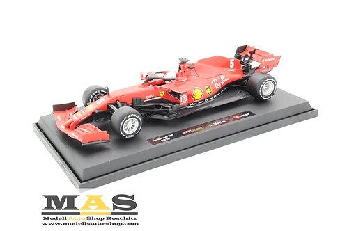 Ferrari SF1000 F1 S. Vettel 2020 Bburago 1/18