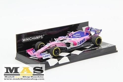 Racing Point RP19 S. Perez 2019 Minichamps 1/43