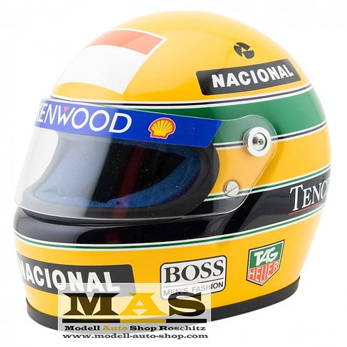 Ayrton Senna 1993 Mclaren Helmet 1/2