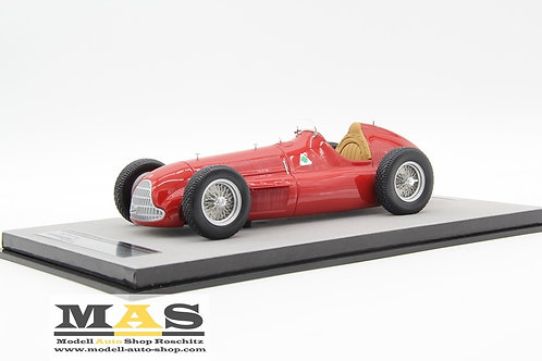 Alfa Romeo Alfetta 159M 1951 Press Version Tecnomodel 1/18