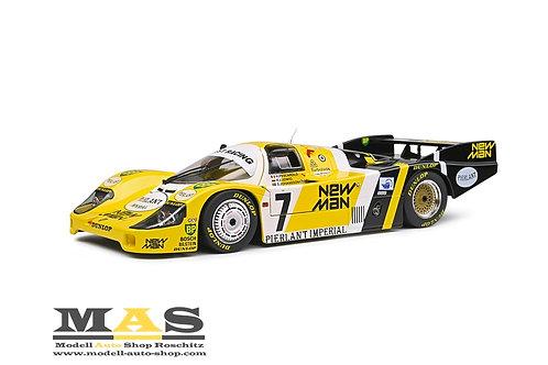 Porsche 956b vincitore 24 ore LeMans 1984 Ludwig, Pescarolo Solido 1/18