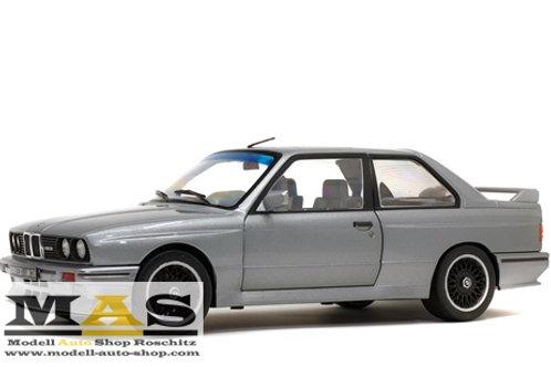 BMW E30 M3 silber 1990 Solido 1/18