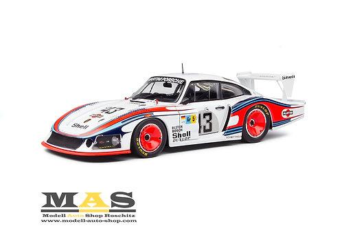 Porsche 935/78 Moby Dick 24h LeMans 1978 Schurti, Stommelen Solido 1/18