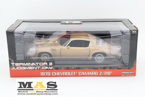 Chevrolet Camaro 1979 Z/28 Terminator 2 1991 Greenlight 1/18