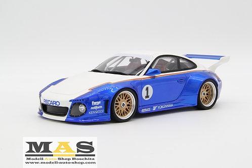 Porsche 911 997 Old & New Body 2018 GT Spirit 1/18