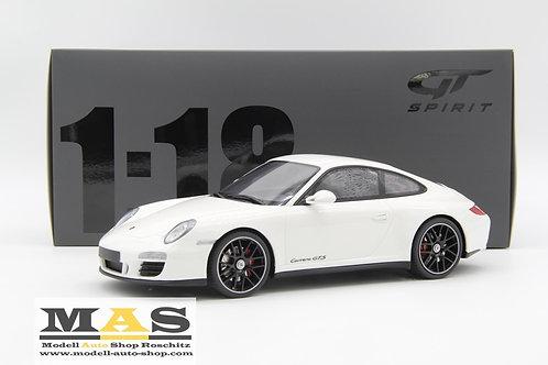 Porsche 911 997.2 Carrera GTS Coupe weiss 2010 GT Spirit 1/18