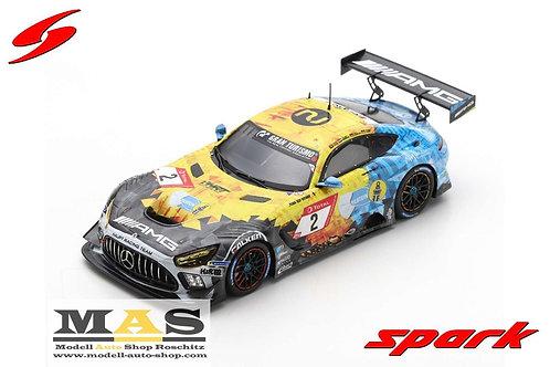 Mercedes AMG GT3 Team HRT 24h Nürburgring 2020 Spark 1/43