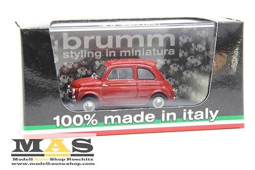 Steyr Puch 650TR rot 1964 Brumm 1/43