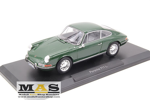 Porsche 911 L Coupe 1968 grün Norev 1/18