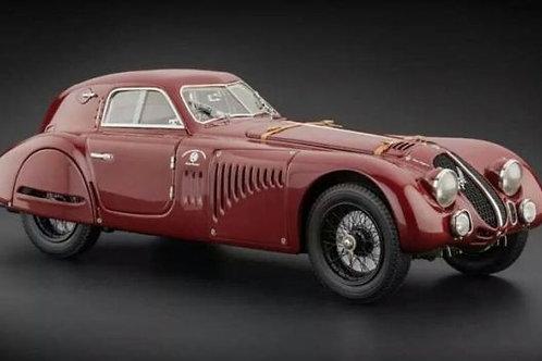 Alfa Romeo 8C 2900 B Speciale Touring Coupe 1938 CMC 1/18
