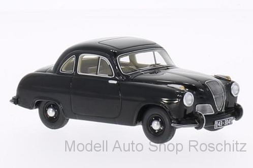 Hanomag Partner schwarz 1951 BoS 1/43