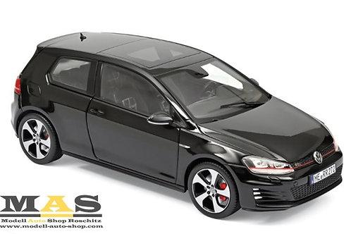 Volkswagen VW Golf 7 VII GTI 2013 schwarz Norev 1/18