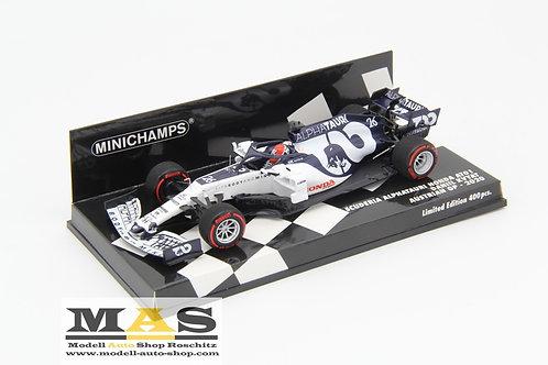 Alpha Tauri AT01 D.Kvyat Austria GP 2020 Minichamps 1/43