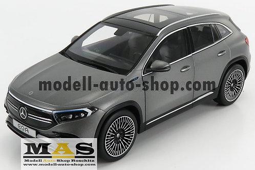 Mercedes Benz EQA (H243) 2021 Grau NZG 1/18