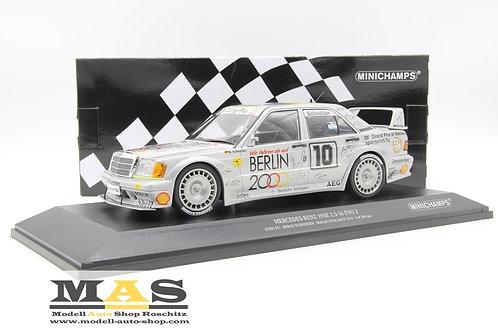 Mercedes Benz 190e 2.5-16 EVO 2 B. Schneider Macao Race 1992 Minichamps 1/18