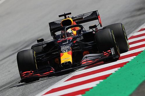 Red Bull RB16 M. Verstappen 3rd Styrian GP 2020 Spark 1/43