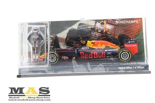 Red Bull RB12 D Ricciardo Austria GP 2016 Minichamps 1/43