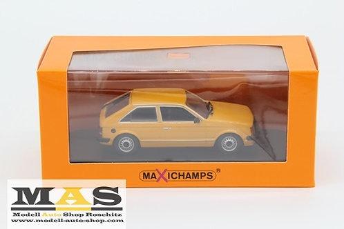 Opel Kadett D 1979 orange metallic Minichamps 1/43