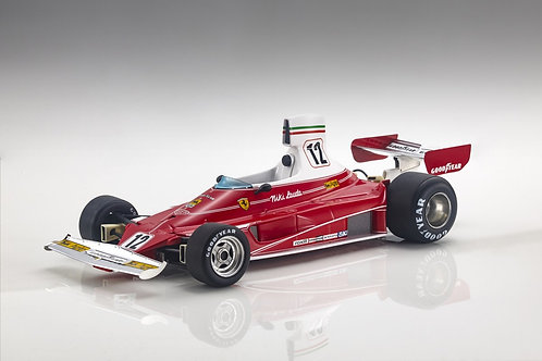 Ferrari 312 T 1975 N. Lauda GP Replicas 1/18