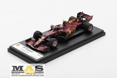 Ferrari SF1000 Toskana GP 2020 1000th GP C. Leclerc Look Smart 1/43